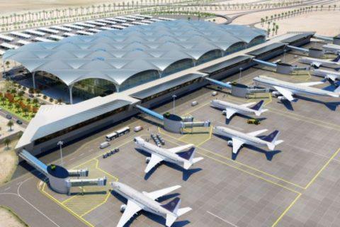 Riyadh Airport Project Terminal-5