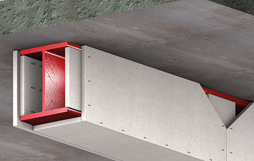 Fire Protection Coating for Steal